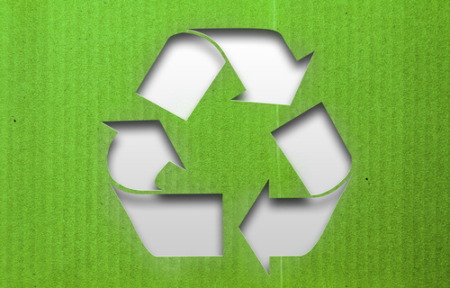 Recycling Logo | Environment | Trash