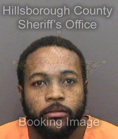 Kiondre Y Zachary | HIllsborough Sheriff | Deputy Attacked