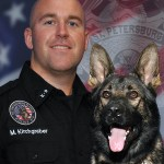 Officer Kirchgraber and Danno | St. Petersburg PD | Police Dog