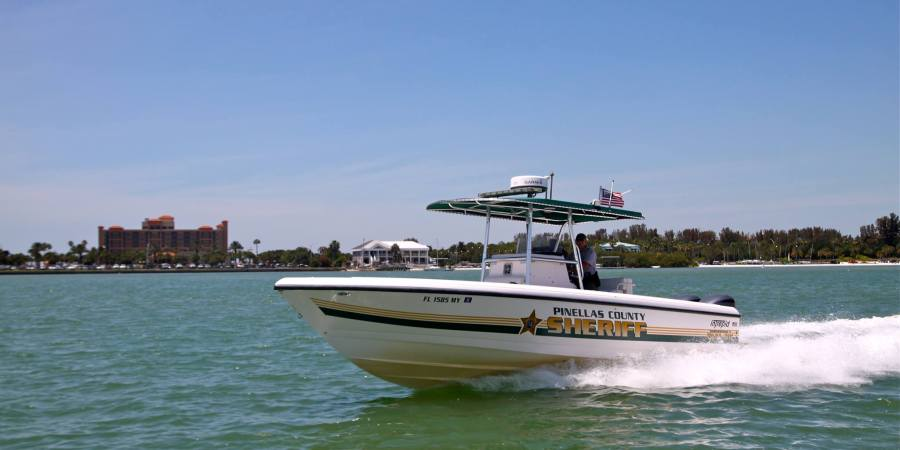 Pinellas Sheriff | Marine Unit | Public Safety