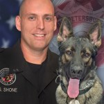 Shone and Titan | St. Pete Police | Police Dog