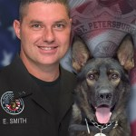 Officer Smith and Maverick | St. Petersburg Police | Police Dog
