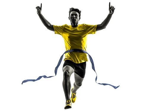 Running | Finish Line | Events