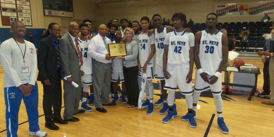 Titans | St. Petersburg College | Men's Basketball