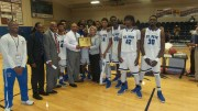 SPC Men's Basketball Team Qualifies for National Tournament