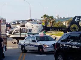 Clearwater Beach | Traffic Crash | Cesare's