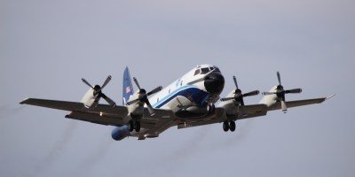 Hurricane Hunter | NOAA | Weather Plane