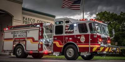 Pasco Fire Rescue | Fire Truck | Fire
