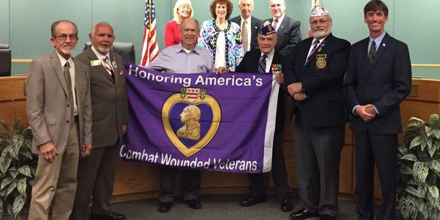 Purple Heart City | Seminole | Veterans