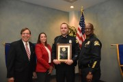 St. Pete Police Officer of the Year Named