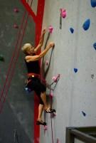 Teri Malone-| Vertical Ventures | Climbing
