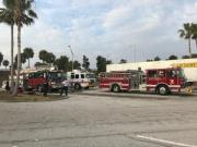 St. Pete Firefighters Head to Collier to Battle Wildfires