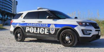 Clearwater Police | Police Car | Traffic