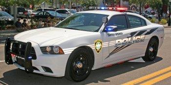Tarpon Springs Police Car | Crime | Public Safety