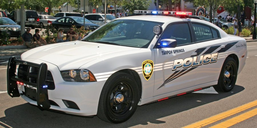 Tarpon Springs Police Car | Crime | Public Safety