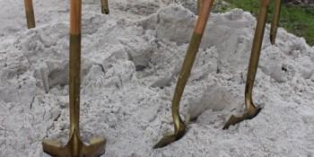 Groundbreaking | Shovels | Events