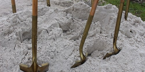 Groundbreaking | Shovels | Events