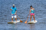 Paddle the Bay Benefits Newborn Babies