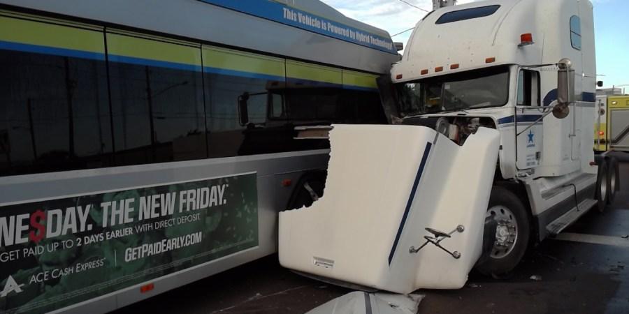 PSTA Bus Crash | Florida Highway Patrol | Traffic