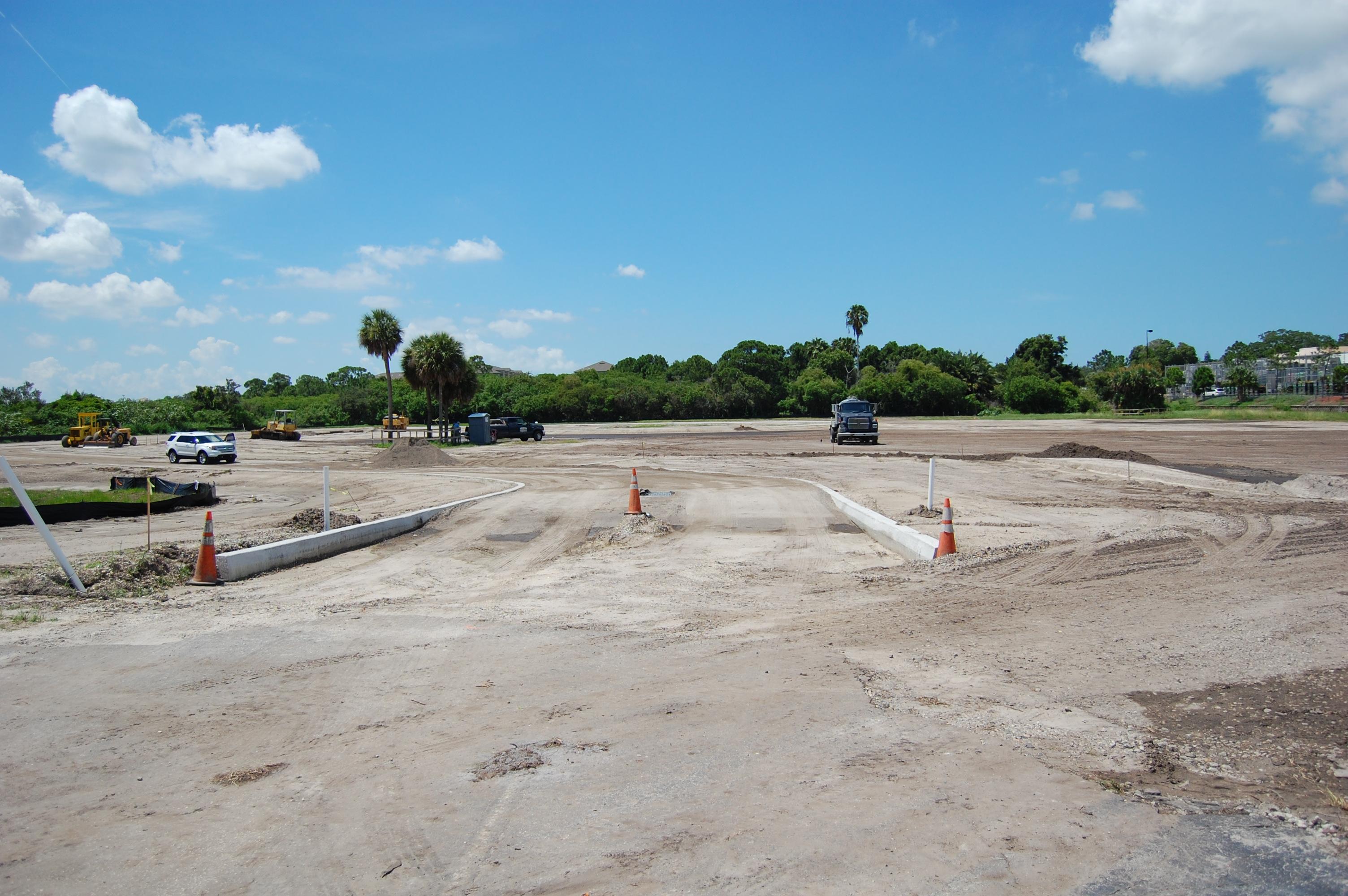 Seminole Welcome Center Face Hurdle
