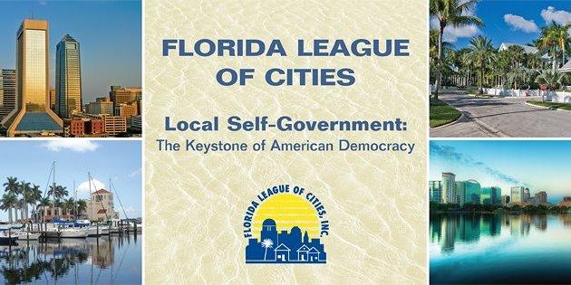 League of Cities | Florida League | Government