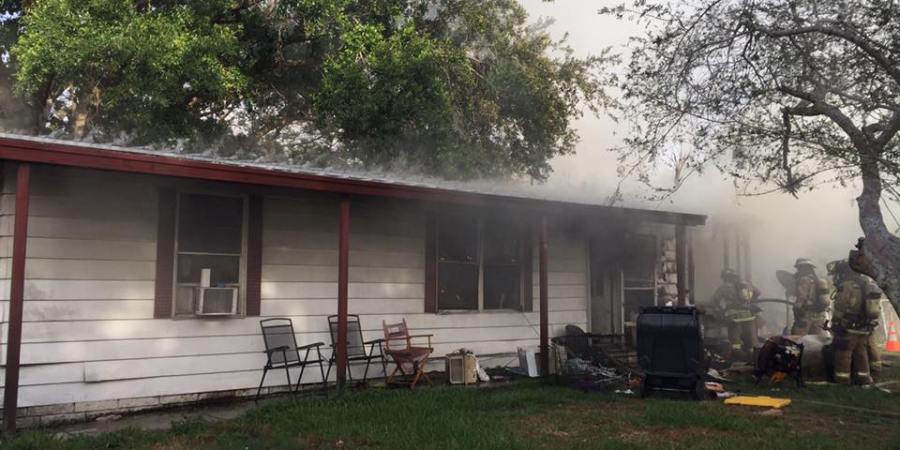Mobile Home Fire | Hillsborough Fire | Baby Dies