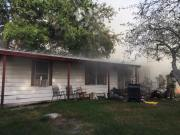Baby Dies in Hillsborough Mobile Home Fire