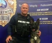 K9 Joins Dade City Police Force