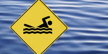 Swimming Allowed | Swimming Sign | Beach