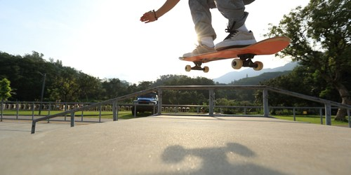 Skate Park | Campbell Park | Things to Do