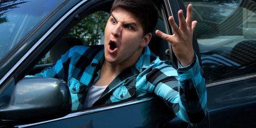 Aggressive Driving | Road Rage | Traffic
