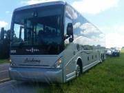 Atlanta Braves Rookies' Bus Rear Ends Car on I-4