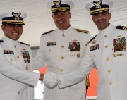 Coast Guard Cutter 'Venturous' Changes Command