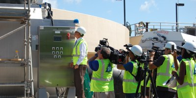 Rick Kriseman | Southwest Water Reclamation | Sewer