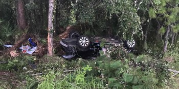 Hillsborough Crash I-75 | Florida Highway Patrol | Traffic Crash