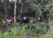 Driver, Passenger Seriously Injured in Hillsborough Crash