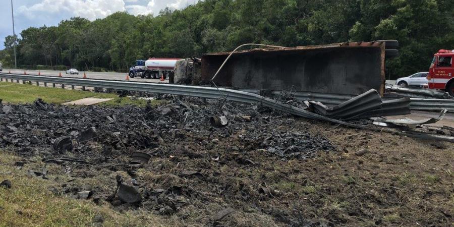 I-75 Crash | Florida Highway Patrol | Traffic Crash