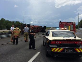 I-75 Crash | Florida Highway Patrol | TB ReporterPatrol | Traffic Crash