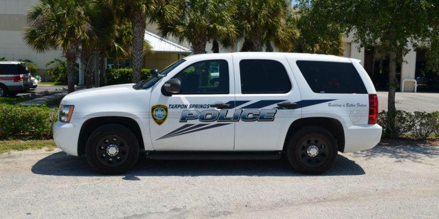 Tarpon Springs Police   Police Car   Law Enforcement