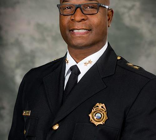 Eric Ward | Tampa Police Chief | Chief Retires