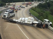 Crash Closes Entry to I-275 in HIllsborough
