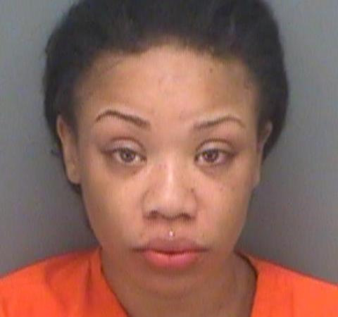 Lina Marie Paige   Clearwater Police   Arrests