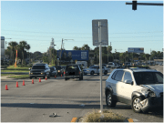Driver Dies after Pinellas Park Crash