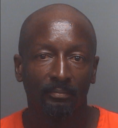 Reginald Bernard Nelson | Pinellas Sheriff | Arrests