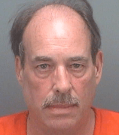 Richard Beal Anger | Pinellas Sheriff | Arrests