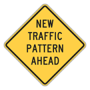 New Traffic Pattern Starts Today at Hernando Intersection