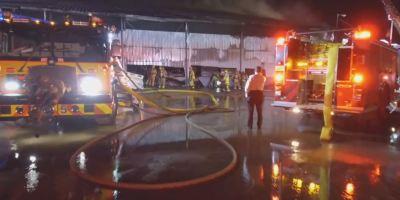 Tampa Mattress Fire | Hillsborough Fire | Tampa Fire Rescue