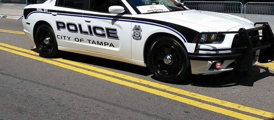 Tampa Police Car | Crime | Public Safety