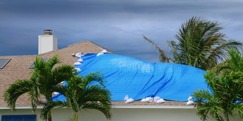 Pinellas Irma | Operation Blue Roof | Hurricane Irma