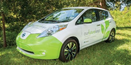 Nissan Leaf | Largo | Environment